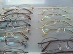 神戸クリニックの受付に置いてある眼鏡くんたち